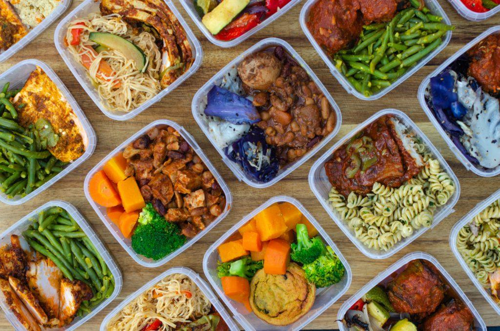 ארוחות בריאות עד הבית