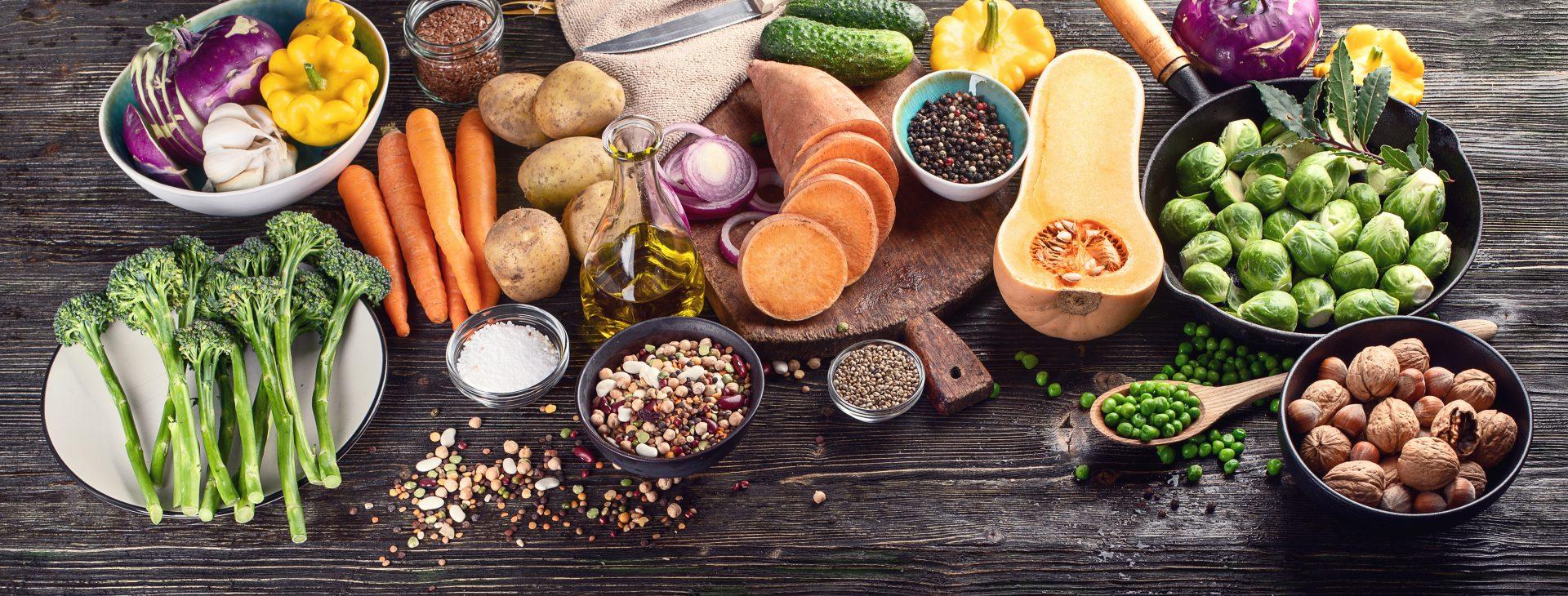 ליהנות מאוכל טבעוני ובריא